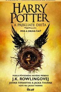 Kniha Harry Potter - prekliaté dieťa