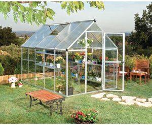 zahradný skleník