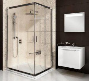 Najlepšie sprchovacie kúty