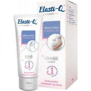 Elasti-Q Exclusive telový krém proti striám