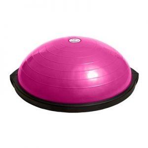BOSU Pink Balance Trainer balančná podložka